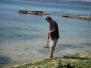 Čišćenje plaže - beskućnici